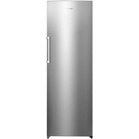 Hisense FV306N4BC1 60cm Wide Frost Free Freestanding Upright Freezer- Stainless Steel