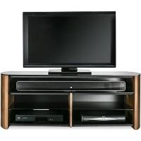 Alphason FW1350SB-W Finewoods Soundbar TV Stand for up to 49