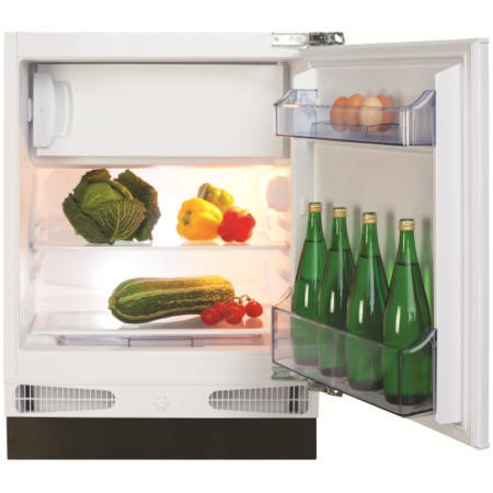 CDA FW253 60cm Wide Integrated Under Counter Fridge - White