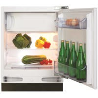 CDA FW253 Integrated Under Counter Fridge With Icebox
