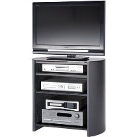 Alphason FW750/4-BV/B Finewoods HiFi and TV Stand for up to 37