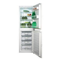 CDA FW951 Frost Free 50-50 Integrated Fridge Freezer