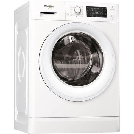 Whirlpool FWD91496W Freshcare 9kg 1400rpm Freestanding Washing Machine - White