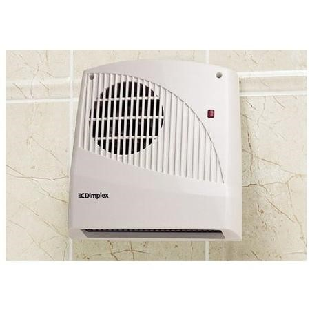 Dimplex FX20EIPX4 2kw Downflow Heater Ipx4 Rated With Timer