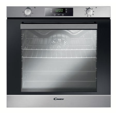 Candy FXP609X 78L Multifunction Electric Built-in Single Oven Stainless Steel