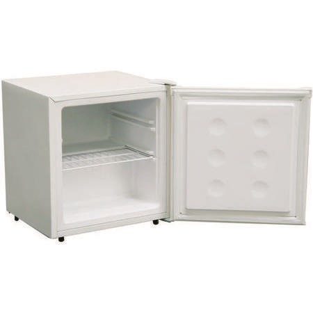 Amica FZ0413  48cm Wide Freestanding Upright Compact Table Top Freezer - White