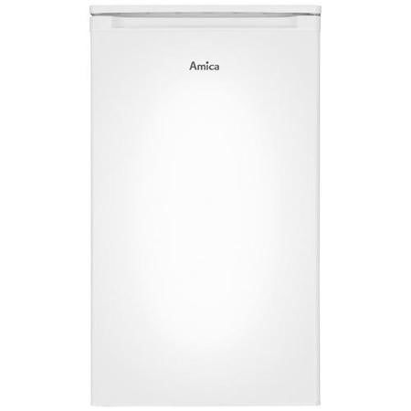 Amica FZ096.4 50cm Wide Freestanding Upright Under Counter Freezer - White