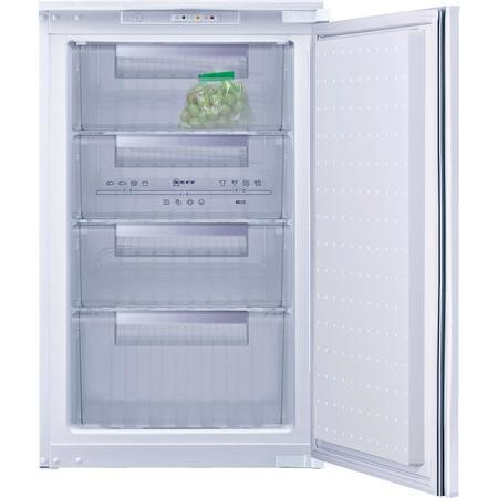 Neff G1524X7GB Series 1 54cm Wide Integrated Upright Freezer - White