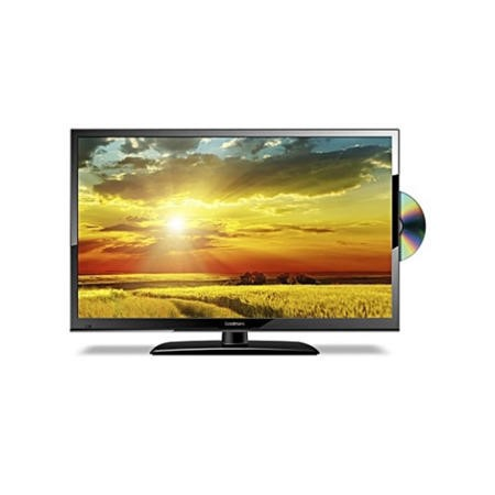 Goodmans G24230F 24 Inch Freeview LED TV with Built-in DVD Player