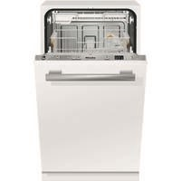 Miele G4780SCVi Efficient 9 Place Slimline Fully Integrated Dishwasher With Cutlery Tray