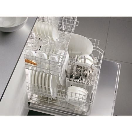 Miele G4940BKWH G4940 BK Energy Efficient 13 Place Freestanding Dishwasher White