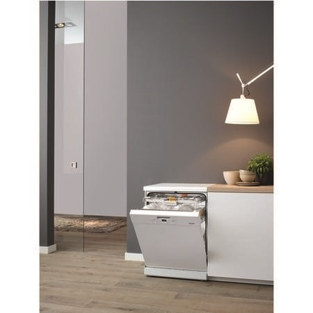 Miele Jubilee G4940SCWH 14 Place Freestanding Dishwasher - White