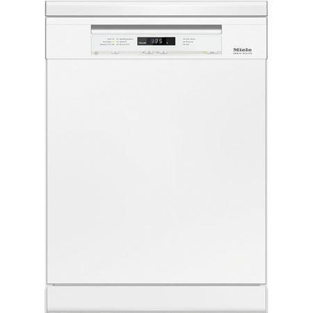 miele G6620SCwh 14 Place Freestanding Dishwasher - White