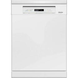 Miele G6730SCwh 14 Place Freestanding Dishwasher With Cutlery Tray White