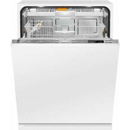 Miele G6890SCViK2O 14 Place Ultra Efficient Fully Integrated Dishwasher With Cutlery Tray