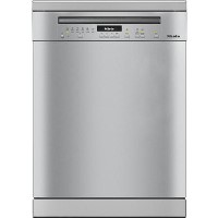 Miele G7102SCclst 14 Place Freestanding Dishwasher - CleanSteel Best Price, Cheapest Prices