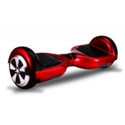 G-Board Smart Two Wheel Self Balancing Hover Scooter - Red