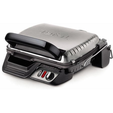Tefal GC306028 Ultra Compact Health Grill Comfort Stainless Steel