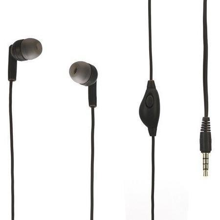 Griffin Tunebuds In-Ear Headphones 3.5mm Audio with Microphone in Black