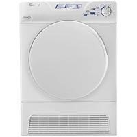 Candy GCC580NB-80 8kg Condenser Freestanding Tumble Dryer White