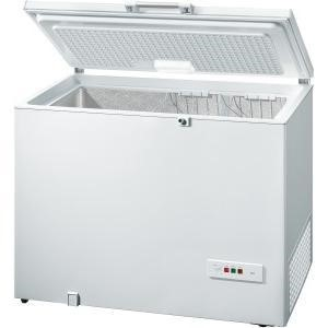 Bosch GCM28AW30G 118cm Wide 311 Litre Chest Freezer White