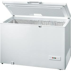 Bosch GCM34AW20G 1.4m Wide Chest Freezer White