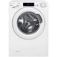 Candy GCSW496T/1 9kg Wash 6kg Dry Freestanding Washer Dryer - White