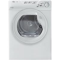 Candy GrandÒ GCV581NC-80 8kg Vented Freestanding Tumble Dryer - White