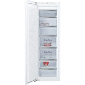 Neff GI7813E30G Frost Free Extra Tall Integrated In-column Freezer With 7 Compartments