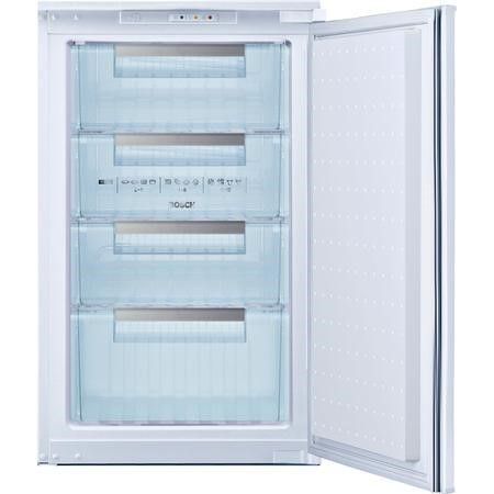 Bosch Serie 4 GID18A20GB Avantixx 54cm Wide Integrated Upright Freezer - White