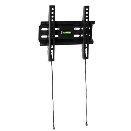"electriQ Super Slim Flat to Wall TV Bracket for TVs up to 40"" with VESA up to 200 x 200mm and 30kg Load"