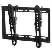 Super Slim Tilting Wall Bracket for TVs 17 - 42 inch - 30KG Load - Universal vesa up to 200 x 200mm
