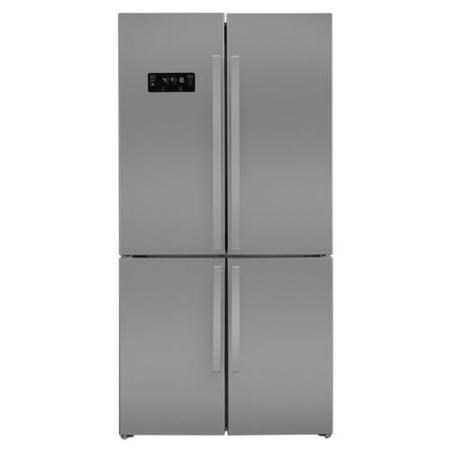 Beko Gn1416221zx Frost Free Four Door American Style