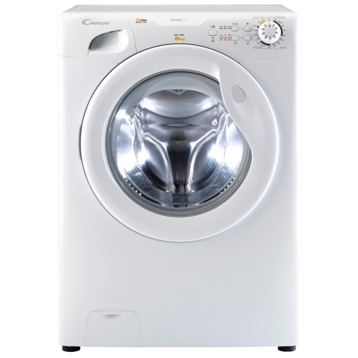 Candy Gof662l 80 Grando 6kg 1600 Spin Freestanding Washing Machine