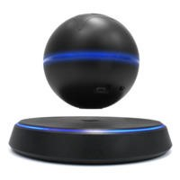 iQ Gravity Speaker - Levitating Bluetooth Speaker - Black