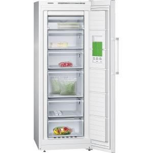 Siemens GS29NVW30G Free-Standing Freezer in White