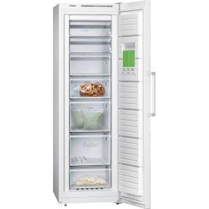 Siemens GS36NVW30G Free-Standing Freezer in White