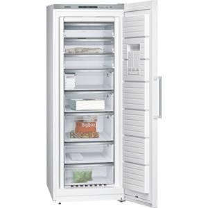 Siemens GS58NAW41 Freestanding Freezer in White