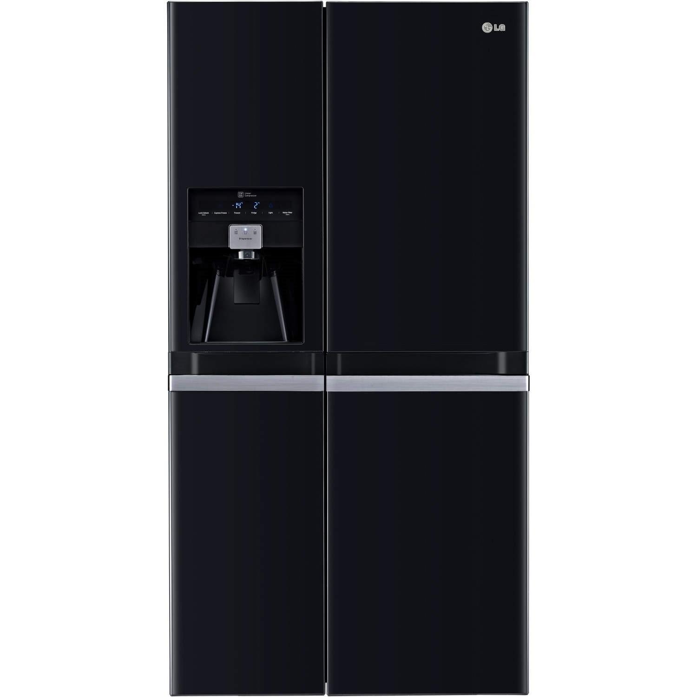 Lg Gsl545wbyv American Fridge Freezer With Non Plumbed Ice