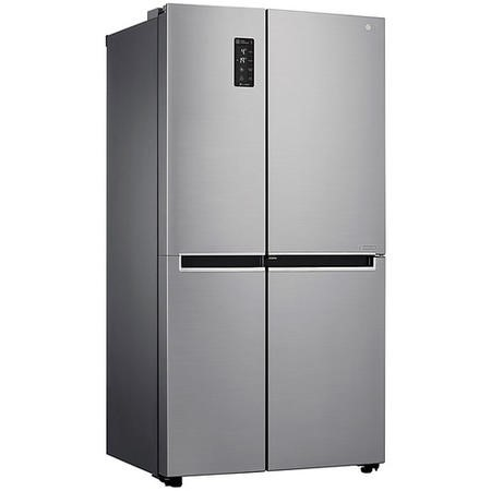 LG GSM760PZXZ Four Door American Style Refrigerator - Stainless Steel