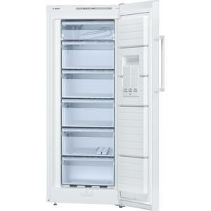 Bosch GSV24VW31G Low Frost 173 Litre Tall Freestanding Freezer White