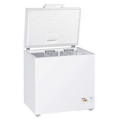 Liebherr GT2632 Chest Freezer White