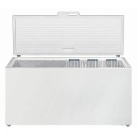 Liebherr GT6122 165cm Wide 572 Litre Chest Freezer White