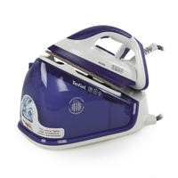 Tefal GV6340G0 Actis Steam Generator Iron Purple And White