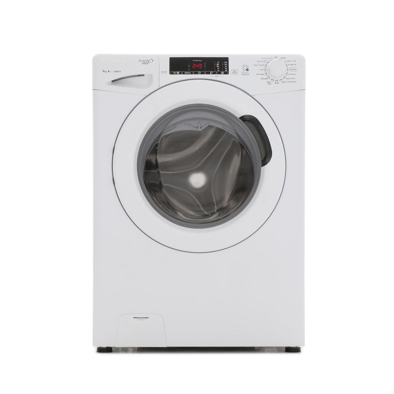 candy gvsc169t3 smart 9kg 1600rpm freestanding washing machine rh appliancesdirect co uk Washing Machine User Manual Edible Candy Washing Machine
