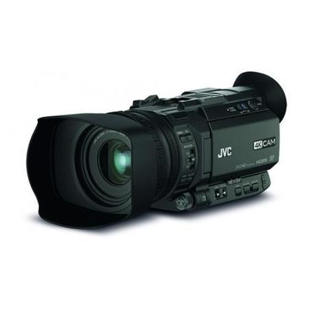 JVC GY-HM170E Professional Camcorder 4K HD SDXC 12xZoom 3.5LCD