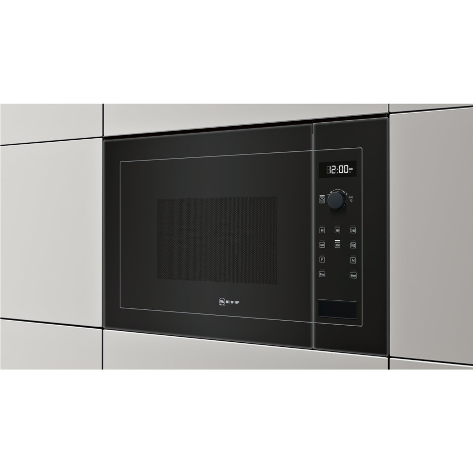 Neff H11we60s0g 800w 20l Built In Standrard Microwave