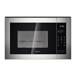 Neff H12GE60N0G 900W 25L Built-in Microwave Oven With Grill For A 60cm Wide Cabinet Stainless Steel