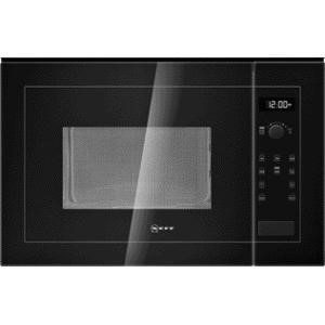Neff H12WE60S0G 900W 25L Built-in Microwave Oven Black