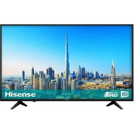 "Hisense H43A6200 43"" 4K Ultra HD HDR LED Smart TV with Freeview HD and Freeview Play"